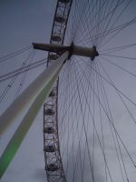 The London Eye by GothicKitzzy