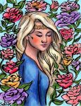 Roses by ggns