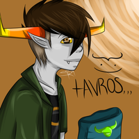 Homestuck Challenge Day 3 by XxEatenByChildrenxX