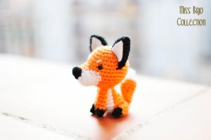 Fox by MissBajoCollection