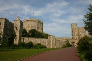 Windsor Castle 2 by FoxStox