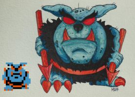 Blue Moblin by Tufsing