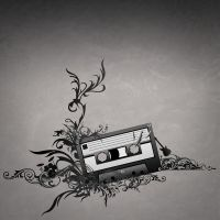 Cassette Composition by INKdustrial