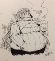 Warm and Cozy by Jeetdoh