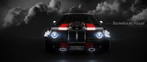 Bmw  Supercharg by brownvision