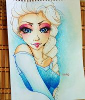 Snow Queen by toegetic