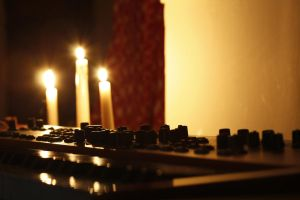 Keyboards and Candlelight by Ididitforthemusic