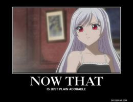 Rosario vampire motivational 6 by Allosaurus-rex123