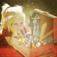 Musicbox Magic by Lindalees