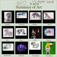 2011 summary by MagicallyCapricious