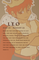 Leo by star-rin