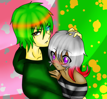 Gula X Markus :.Mine Only Mine.: by Niut-LilJazzy