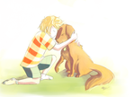 Lucas and Boney by The-EverLasting-Ash