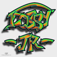 My Graffiti Tag by TCosbyJr