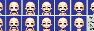 Mustache Icon Base by porcelian-doll