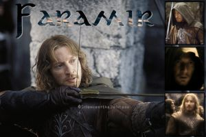 Faramir by SilenceoftheSolitude