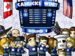 Canucks Round 1 by CGVickers