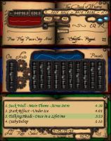 Myst: The Book of W'namp by luigihann