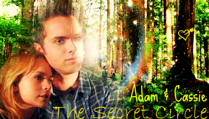 Cassie and Adam Signature by SophieTheVampire