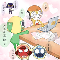 Keroro Gunsou_KuruKero2 by pianno-ribbon