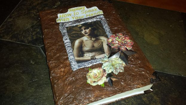 Vintage, Aged, and Textured Coffee Table Book by danjutsu