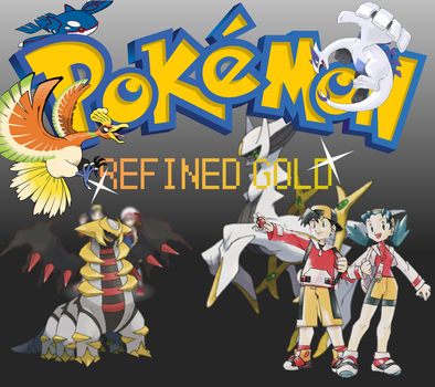 PROJECT: Pokemon Refined Gold by Articuno32