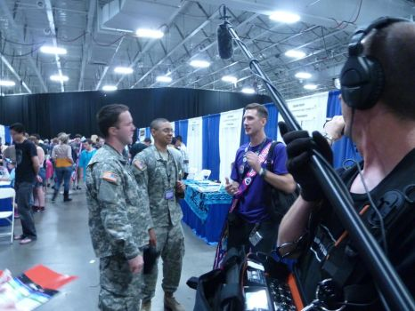 BronyCon 2012 - Our Military Bronies by Cuteboom