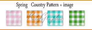 Spring country pattern by Katydeviantart