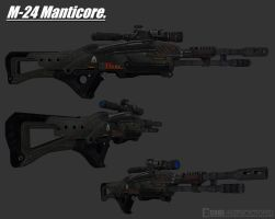 ME - Alliance Marine M-24 Manticore. by CorePhantom