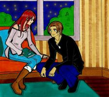Leon and Claire  : Libro Del Bebe by LeonandClaireBSAA
