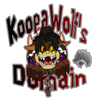 KoopaWolf's Domain Header by Chibi-Tediz