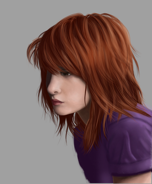 Hayley Williams by Nathair23