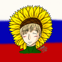 RussianSunflower by Coldheart91