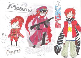APH Moscow in age by GreenSpoi
