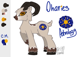 MLP - Oharies by Techgirl10