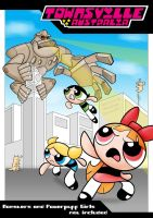 Powerpuff Girls not Included by squishypuff