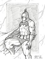 batman sketch_original_2012 by PatrickOlsen