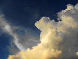 My Head in the Clouds by SharPhotography