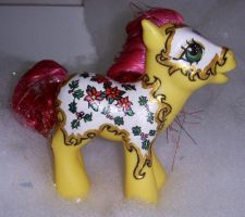 MLP Custom Jolly Holly by colorscapesart
