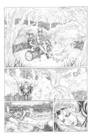 Aqueous Transmission Page 1 by RobertDanielRyan