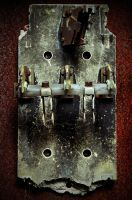 Destroyed Throw Switch Panel by PAlisauskas