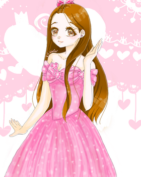 Princess Tara - Requested by Lil-Wafer