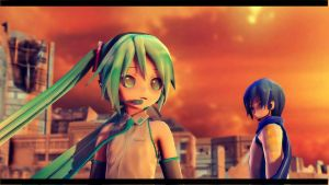 .: The Last Of Vocaloid :. by Syazwan133