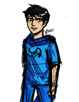 John Egbert 2 by StaticColour