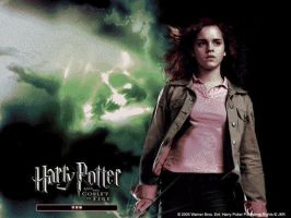 Hermoine, Goblet of Fire by lubofi