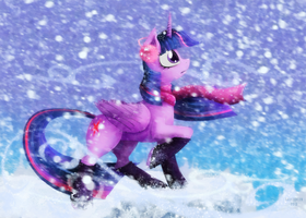 Winterstorm by Shaadorian