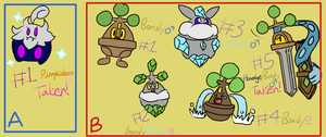 Pkmnation: First Clutches (CLOSED) by ProjectEnderjack