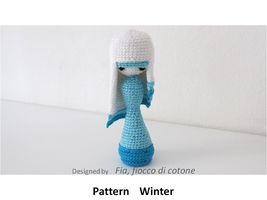 pattern Winter by cottonflake