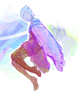 i'm awake when up in the skies by hyamara