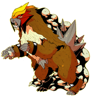 entei by nastyjungle
